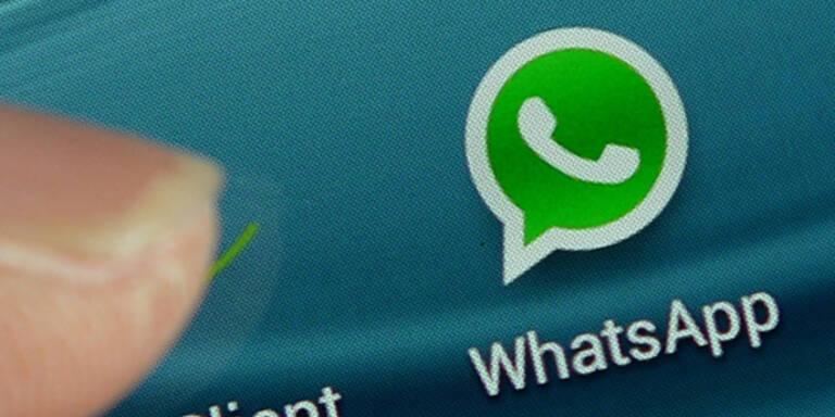 WhatsApp: Web-Version ist da!