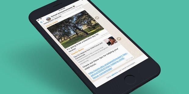 WhatsApp: Neues Top-Feature für Gruppen