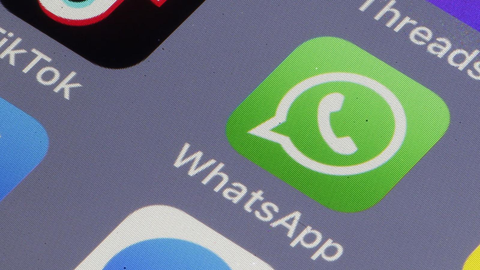 Leere nachricht iphone whatsapp schicken WhatsApp auf