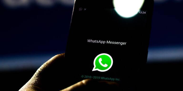 Whatsapp Startet Magische Nachrichten