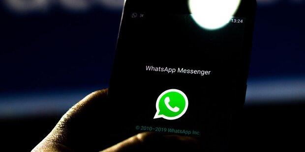 WhatsApp-Neuerung nervt Nutzer