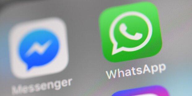 Mega-Hacker-Attacke auf WhatsApp