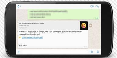 Vorsicht: Fieser WhatsApp-Kettenbrief im Umlauf