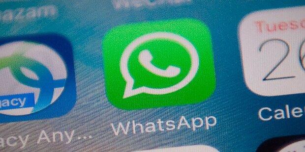 WhatsApp warnt vor gefährlichen Links