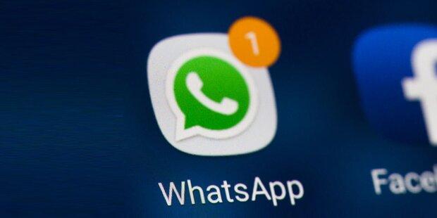WhatsApp-Nachrichten bald zurückholbar