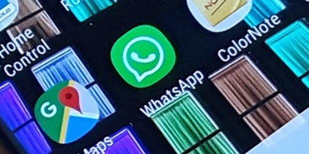 WhatsApp-Chats noch unbedingt sichern