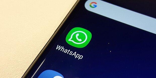 WhatsApp hat jetzt ein neues Logo