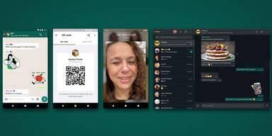WhatsApp kündigt 5 neue Funktionen an