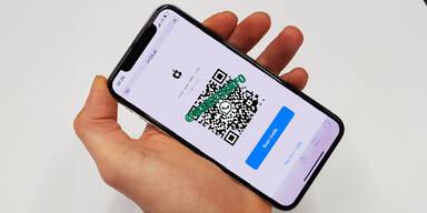 Auch WhatsApp startet QR-Code-Funktion