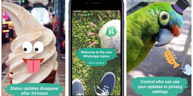 Neues WhatsApp-Update sorgt für Ärger