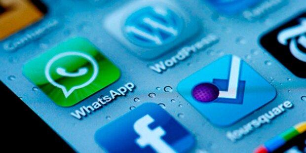 WhatsApp-Todes- Drohung schockt Kinder