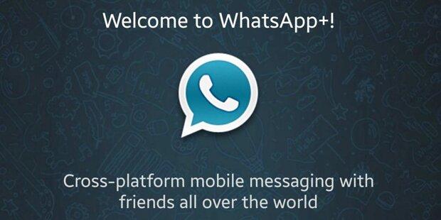 Vorsicht vor WhatsApp-Klon