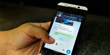 WhatsApp macht Unsitte gesellschaftsfähig