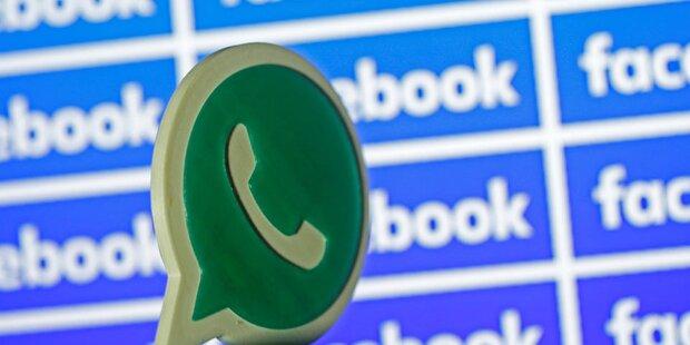 EU will Facebook wegen WhatsApp bestrafen