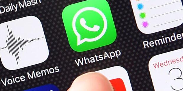 Bei WhatsApp wird jetzt alles neu