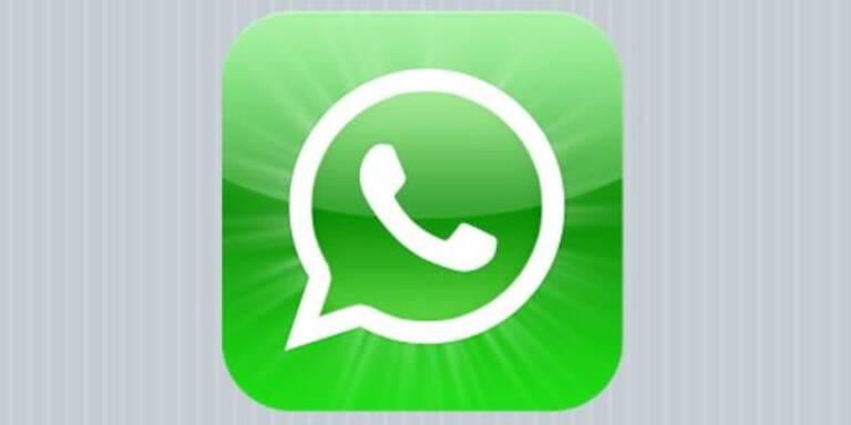 WhatsApp: iPhone User müssen Abo zahlen
