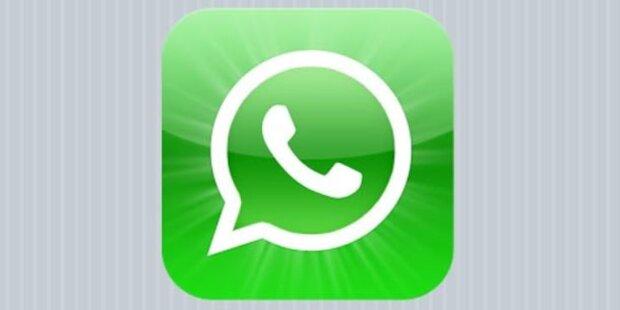 WhatsApp: 18 Milliarden Nachrichten an einem Tag