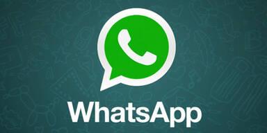 WhatsApp am iPhone fast völlig neu