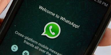 Vorsicht: WhatsApp zeigt private Daten an