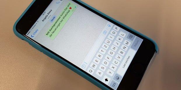 WhatsApp am iPhone jetzt noch besser