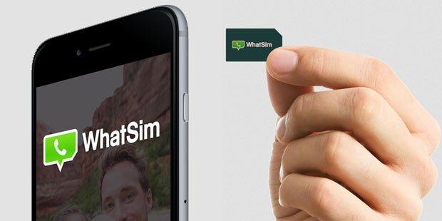 WhatsApp weltweit gratis nutzen