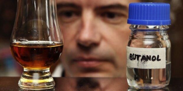 Schotten fahren jetzt mit Whiskey