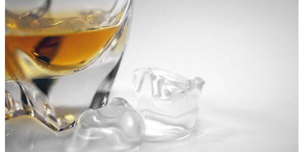 Bourbon verursacht schlimmsten Kater