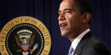 Krisenherde dominieren Obamas zweiten Arbeitstag