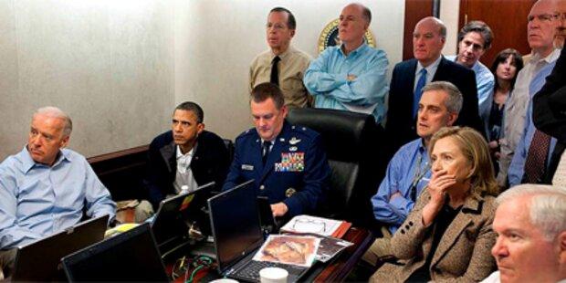 Das Geheimnis des Obama-Fotos