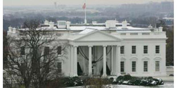 Verdächtiges Paket: Weißes Haus abgeriegelt