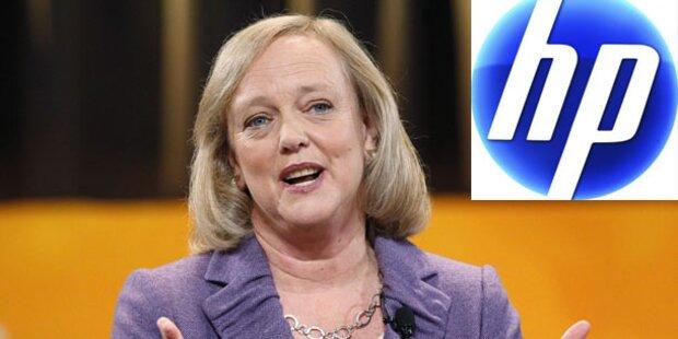 Whitman folgt auf HP-Chef Apotheker