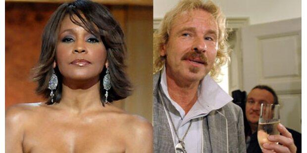 Whitney Houston kommt zu Gottschalk