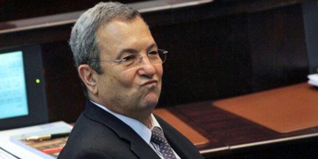 Israelische Arbeiterpartei vor Spaltung