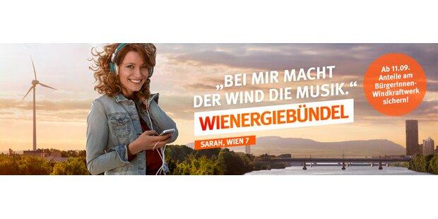Anzeige Wien Energie