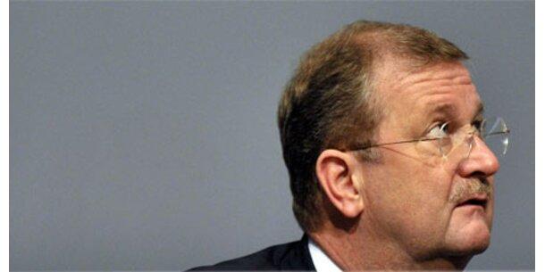 Porsche-Chef attackiert Miteigentümer