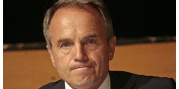 Stadtparteichef Wiedenbauer tritt zurück
