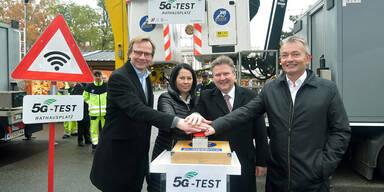 Wien testet jetzt 5G-Vorstufe