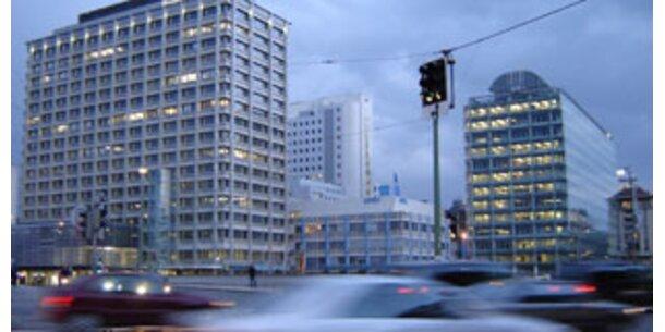 Wien bei Industriemieten im Mittelfeld