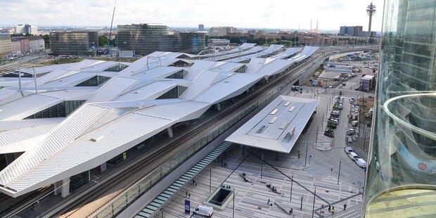 Wiener Hauptbahnhof erneut Testsieger