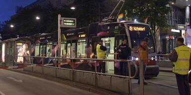 Schießerei in Wien