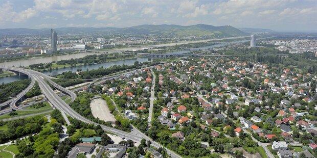Wien wird 2-Millionen-Stadt