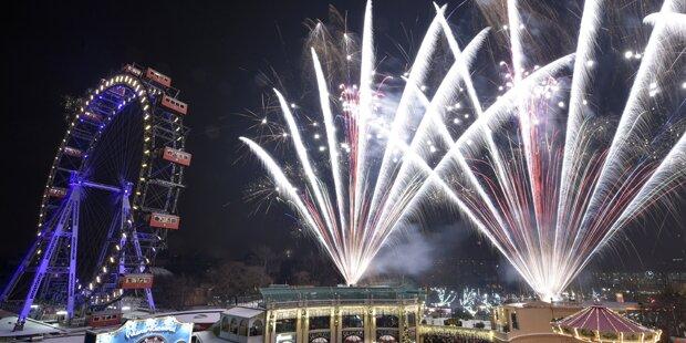 620.000 Besucher feierten in Wien