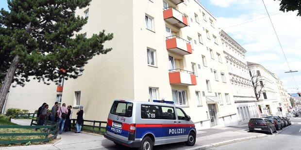 Polizei erschießt tobenden Mieter