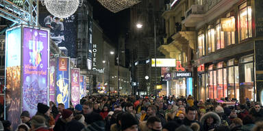 Absage: Wiener Feuerwerk fiel kurzfristig aus