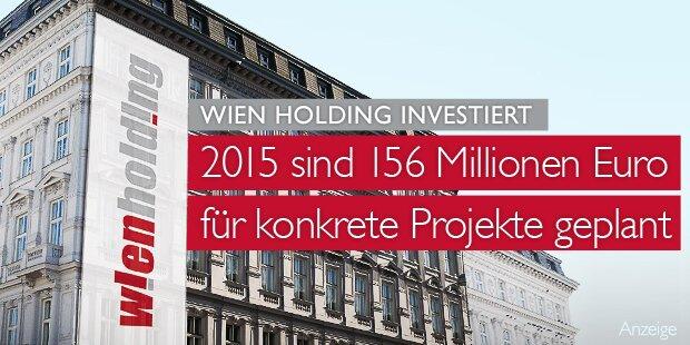 Anzeige Wien Holding