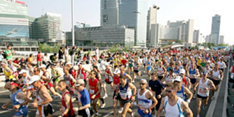 Starterrekord bei Vienna City Marathon