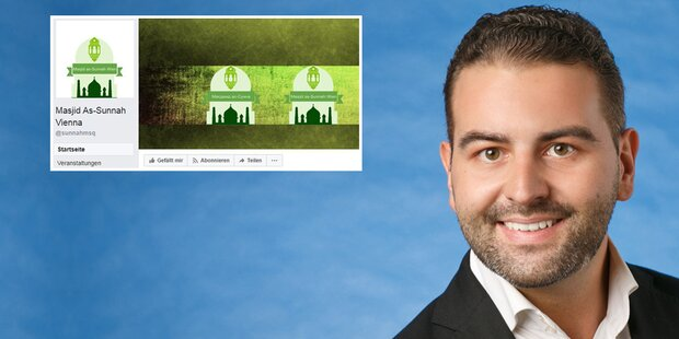 Wiener Islam-Verein mit Hassbotschaften