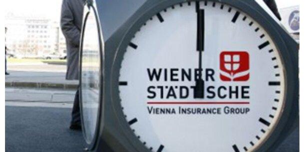 Wiener Städtische steigert Gewinn