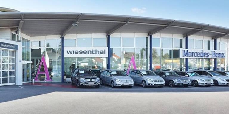 Paukenschlag: Wiesenthal verkauft Österreichgeschäft