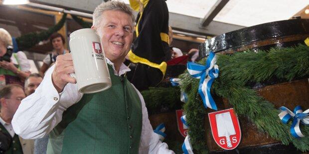 Oktoberfest München: Wiesn-Gaudi gestartet